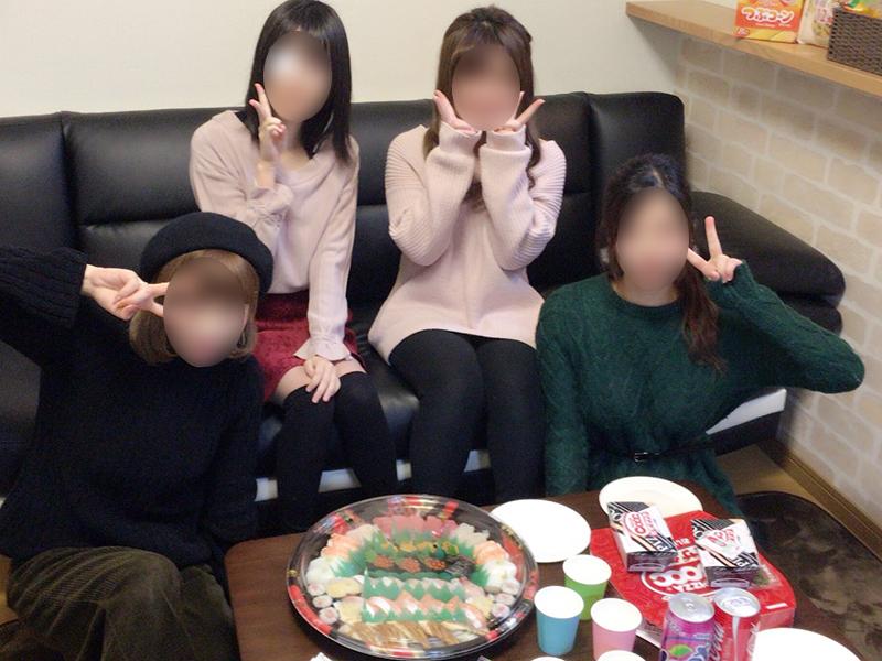 チャットレディジャパン小倉プレミアム店みんなで食事会
