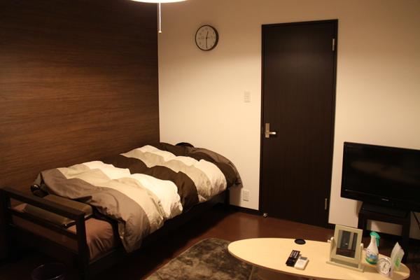 熊本プレミアム店の高級マンション内の宿泊施設