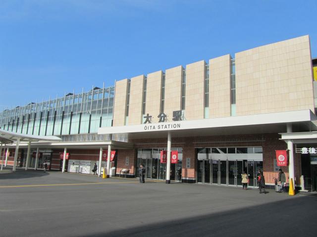 チャットレディジャパン大分店周辺の写真