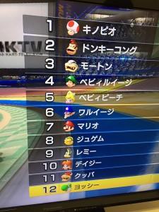 チャットレディジャパンマリオカート対決中