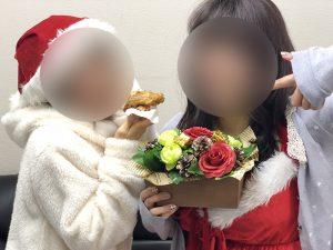 チャットレディジャパンのクリスマスの女の子